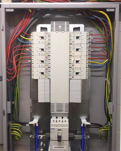 Awesome 3 Phase Work P A Gooby Electrical Services Wiring Database Plangelartorg